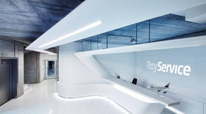 RAY SERVICE OFFICE