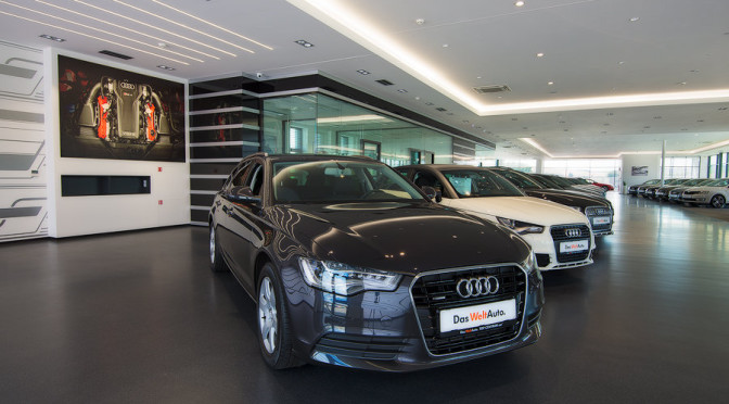 DAS WELTAUTO CAR SHOWROOM